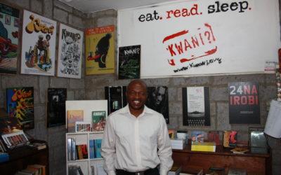 KENIA UND LITERATUR – EINE  REPORTAGE
