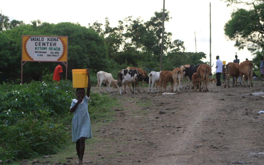 KENIA UND DER KAMPF GEGEN AIDS