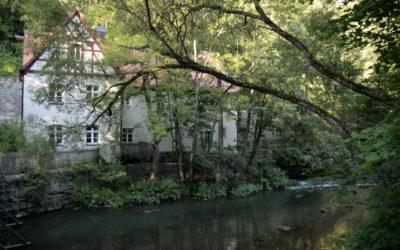 Kreatives Schreiben in der Natur des Taubertals / Wildbad 7. bis 9. August
